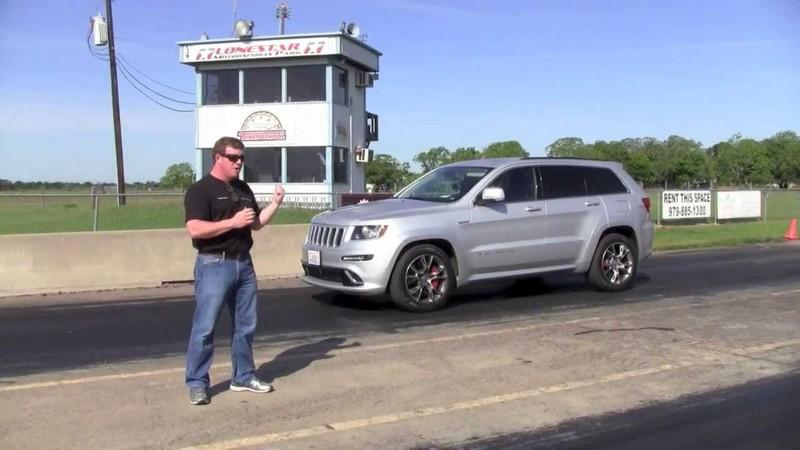 Video: Hennessey Jeep Grand Cherokee SRT8 Running the Quarter-Mile