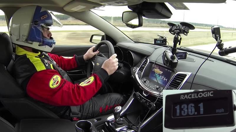 Video: Chevrolet SS Hits 163 MPH on a Texas Toll Road