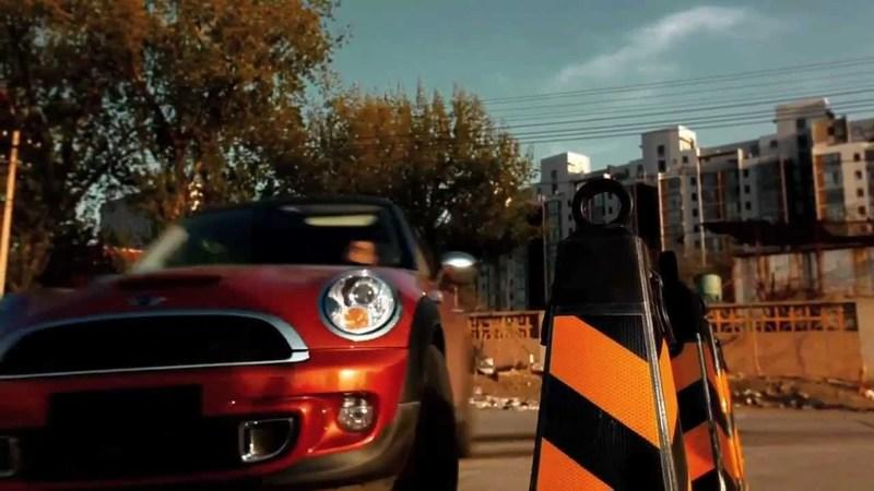 Video: Behind-the-scenes of MINI's parallel parking record