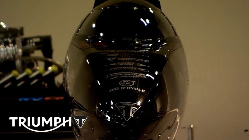Video: Guy Martin Gets Introduced To The Triumph Rocket Streamliner