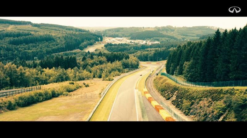"Video: Infiniti ""Chasing The Edge"" Featuring the Q50 Eau Rouge"