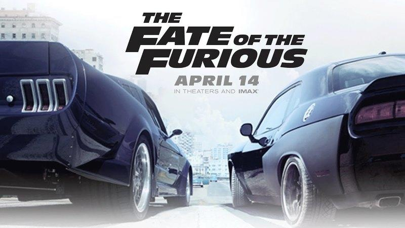 You Won't Believe How Well The Fate of the Furious Performed Over the Weekend