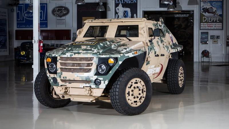 Video: Jay Leno Reviews the U.S. Army-Built FED