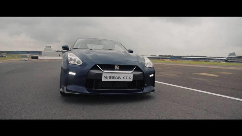 Nissan's GT-R Drone Can Run To 60 Mph In The Blink Of An Eye: Video