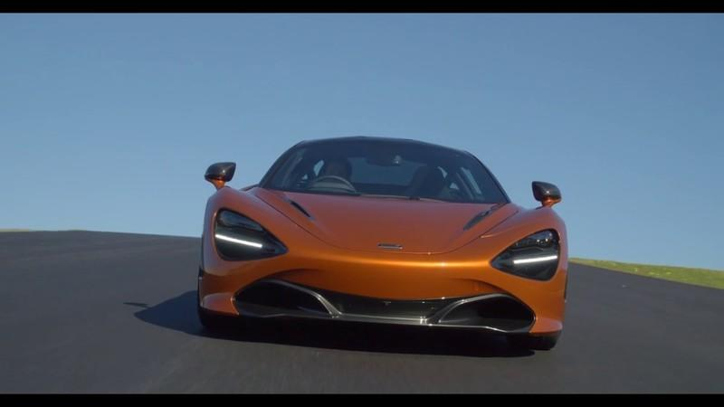 McLaren 720S Wows Geneva with Aggressive Design and P1-like Performance