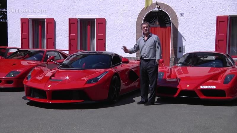 Video: A LaFerrari Delivery Made In Style