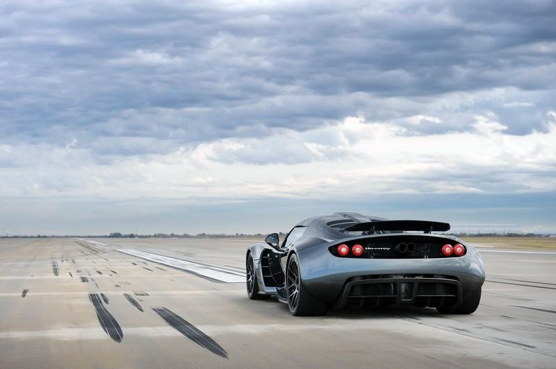 Hennessey Releases Video of the Venom's World-Record 0 to 300 km/h Run