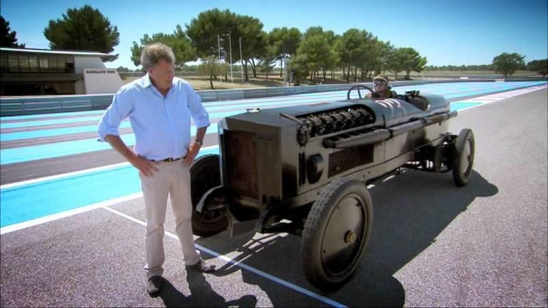 "Video: Jeremy Clarkson's ""Powered Up"" DVD trailer"