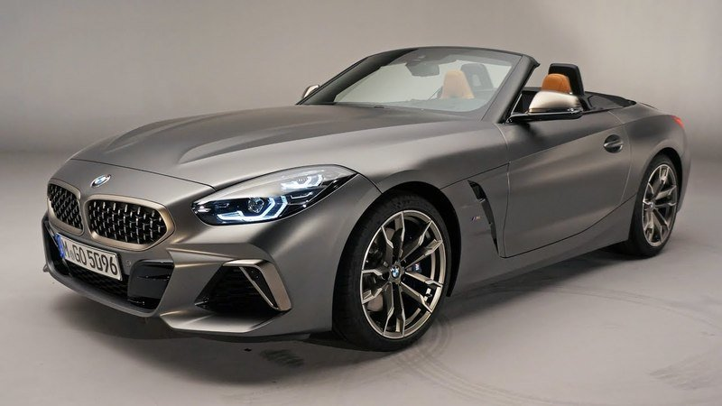 Full Walkaround of the 2019 BMW Z4 M40i - Does the U.S.-Spec Model Make More Power?