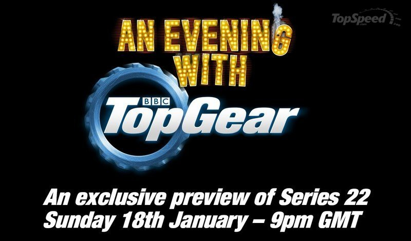 Top Gear Series 22 Exclusive Preview: Video