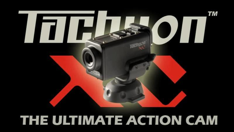 Tachyon XC - The Ultimate Helmet Cam?