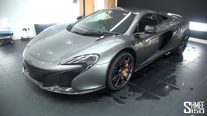 Shmee Presents The McLaren 650S MSO Project Kilo: Video