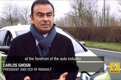 2014 Renault Next Two Autonomous Prototype