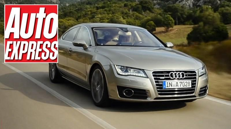 Video: The Audi A7 is reviewed