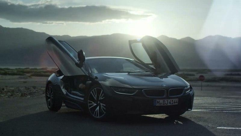 BMW Launches Global Campaign for the New i8
