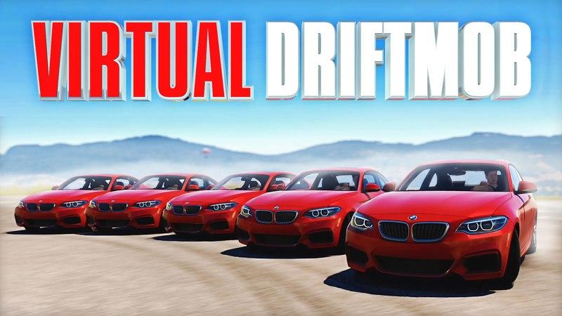 Forza Horizon 2 Gamers Recreate BMW M235i Driftmob: Video
