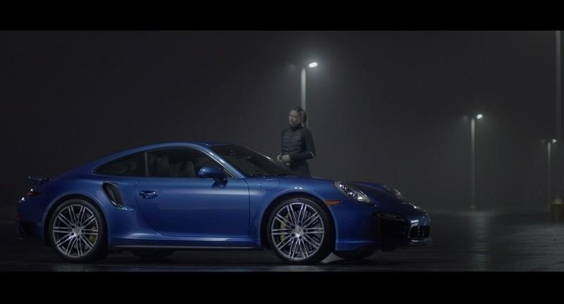 Maria Sharapova Stars In New Porsche 911 Turbo Commercial: Video