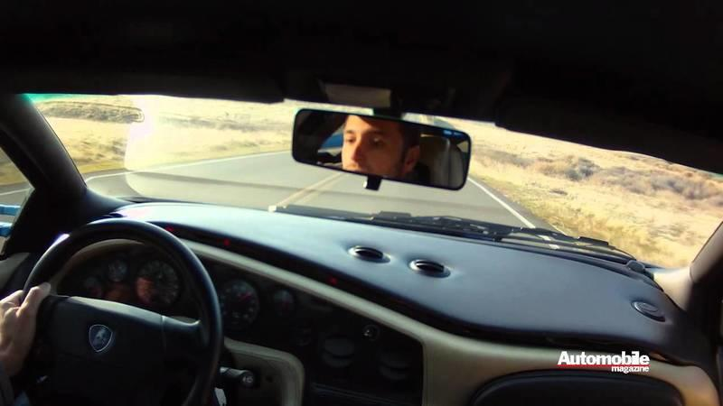 Video: Hear the sounds of Lamborghinis accelerating