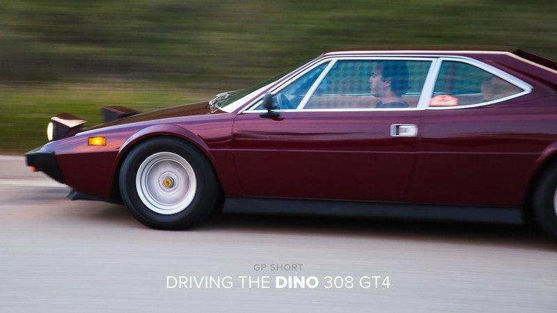 Video: 1975 Ferrari Dino 308 GT4 Tribute