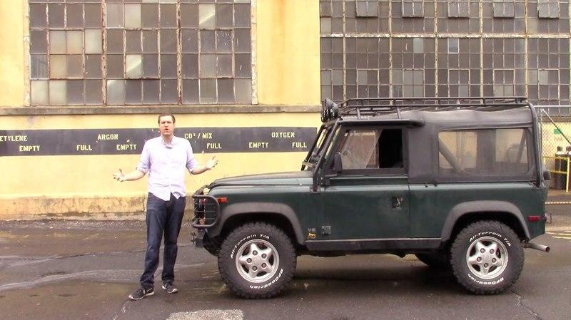 Why Are Land Rover Defenders So Expensive? Doug DeMuro Explains: Video