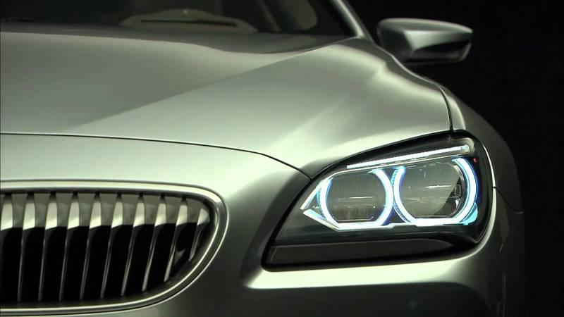 Video: BMW bares the 6 Series Coupe Concept