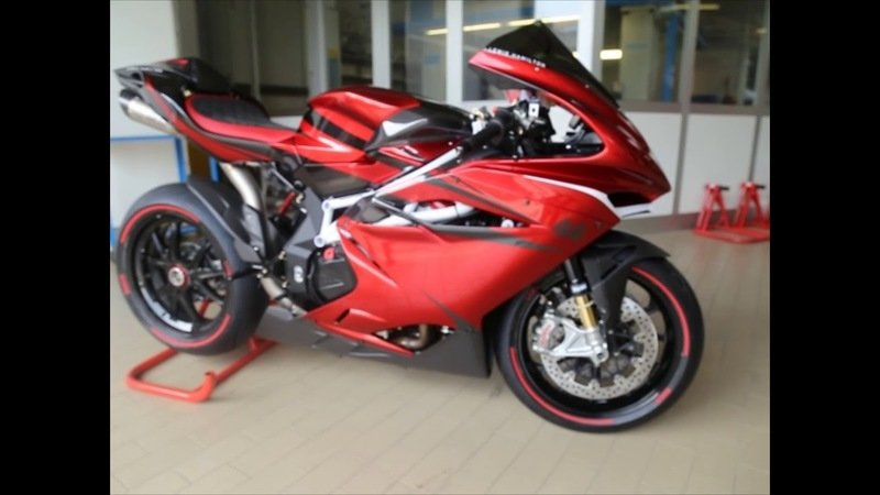 MV Agusta and Lewis Haimilton are back with the new F4 LH44.