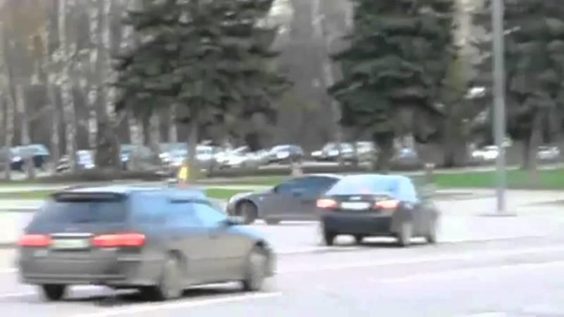 Video: Another Example of How Not to Drift