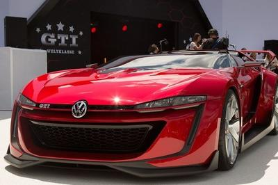 Volkswagen is Offering You the Chance to Drive the GTI Roadster Concept at Goodwood
