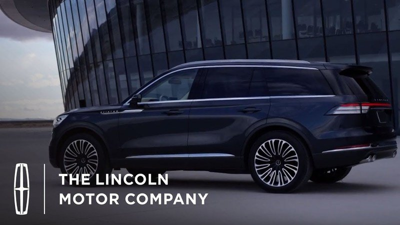 Lincoln Aviator Uses Detroit Symphony Orchestra Music As Warning Tones