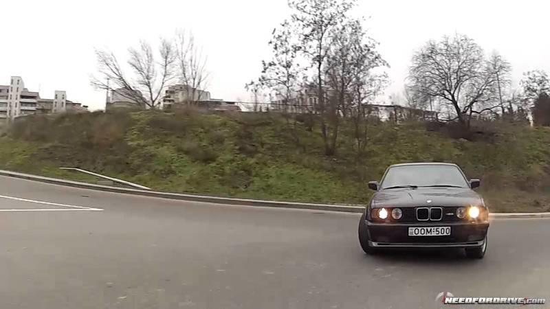 Video: It Might Be Fun, But This Isn't How You're Supposed To Drift