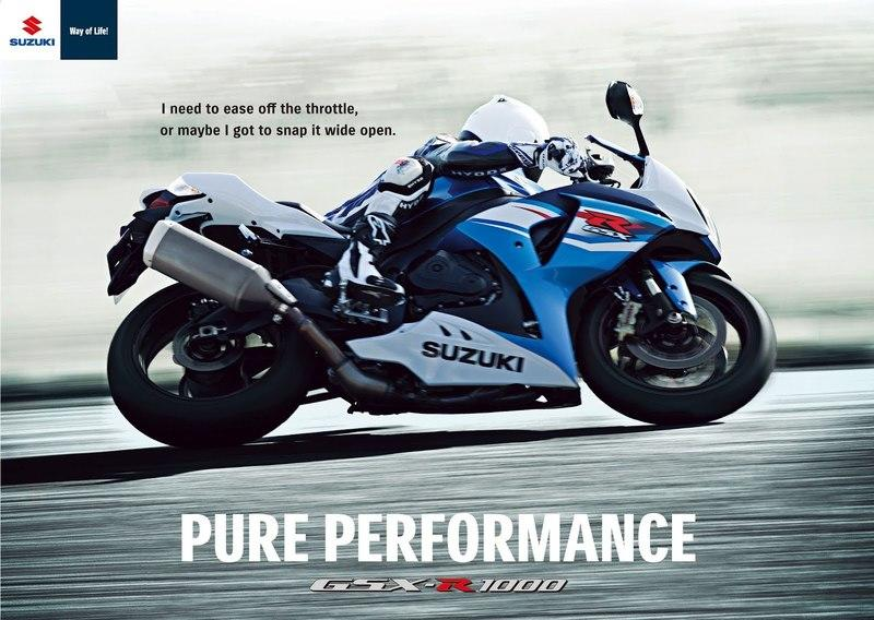 Video: how the Suzuki GSX-R1000 superbike is born