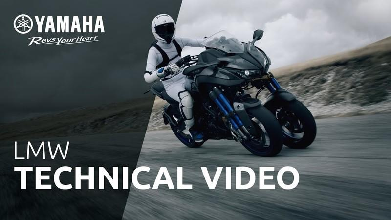 We now know what ticks the Yamaha Niken. The LMW explained