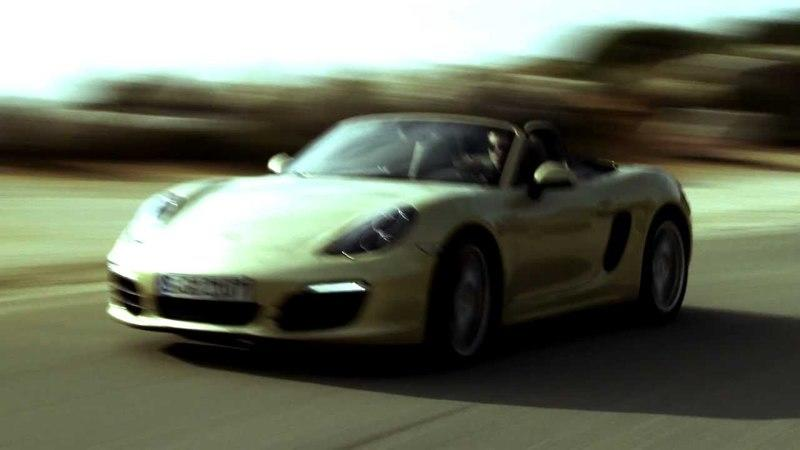 Video: The 911's Little Brother, the 2013 Boxster S, in Action