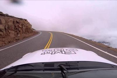 I Raced Toward the Sky as I Drove a Highly Modified Miata up Pikes Peak