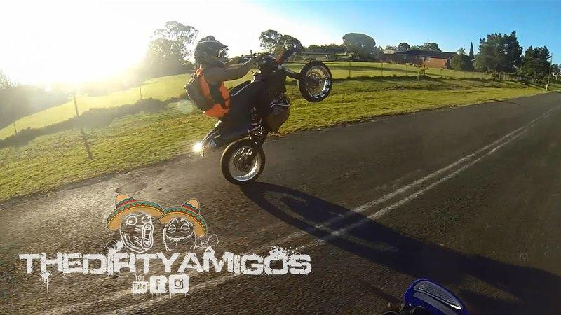 Video: Super Motard Goodness Courtesy of the Three Amigos