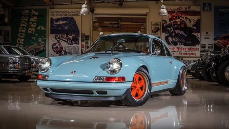 Video: Jay Leno Reviews A 1991 Porsche 911, Reimagined By Singer