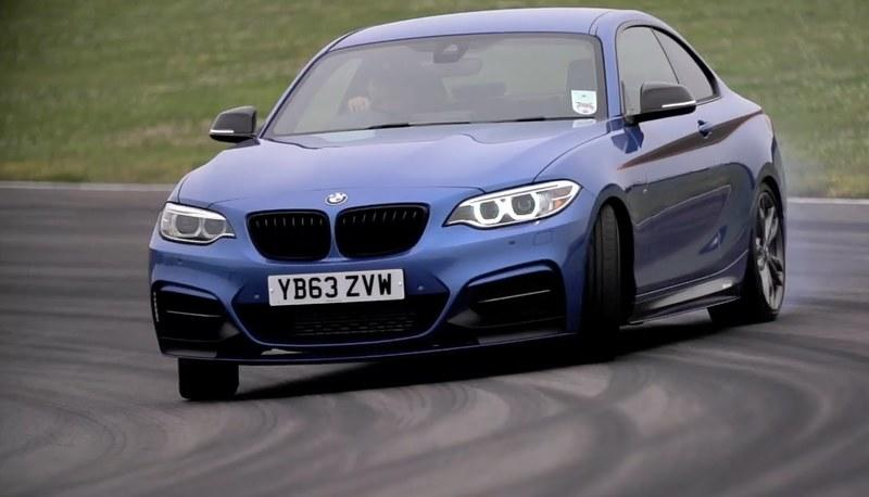 Video: Chris Harris Teaches You How to Drift a BMW M235i
