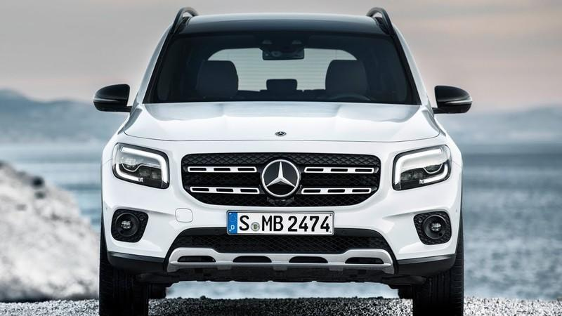 2020 Mercedes-Benz GLB