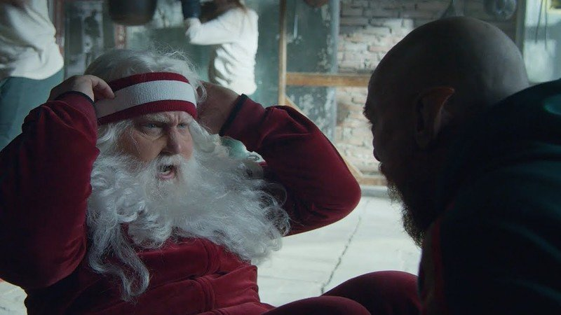 Santa goes through a makeover this Christmas thanks to Audi: Video