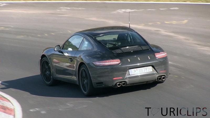 Video: Have a Listen to Porsche's Turbocharged Flat-4 Engine