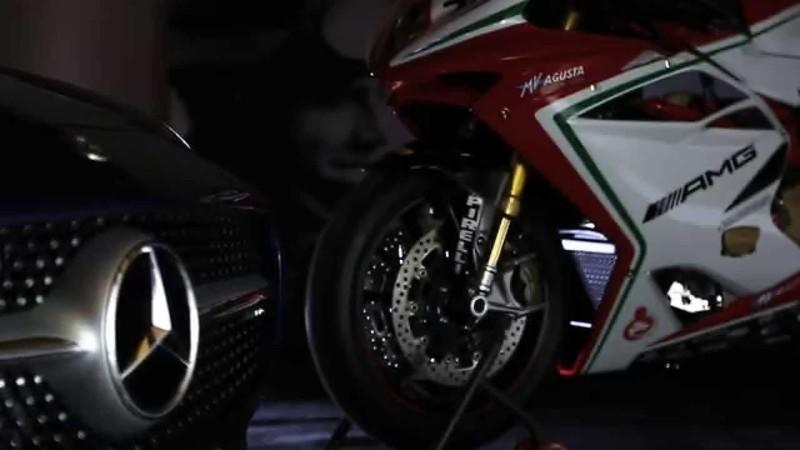 Video: MV Agusta Releases Promo Video For the New F4 RC