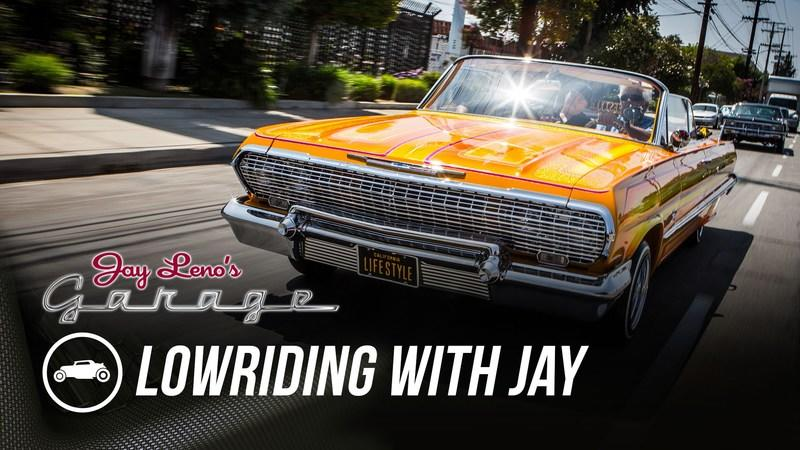 Video: Jay Leno Reviews Bunch of Chevy Impalas