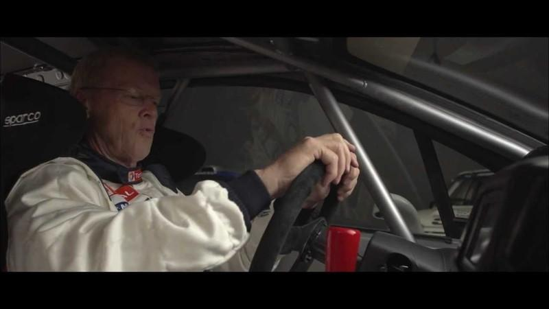 Video: Peugeot Previews The 2013 208 Type R5 Rally Car With Ari Vatanen