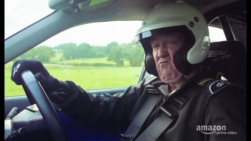Video of the Day: Jeremy Clarkson Tries His Hand at Gymkhana: Video