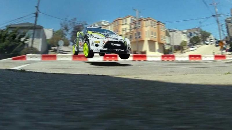 Video: Gymkhana 5 draws closer with teaser number 3