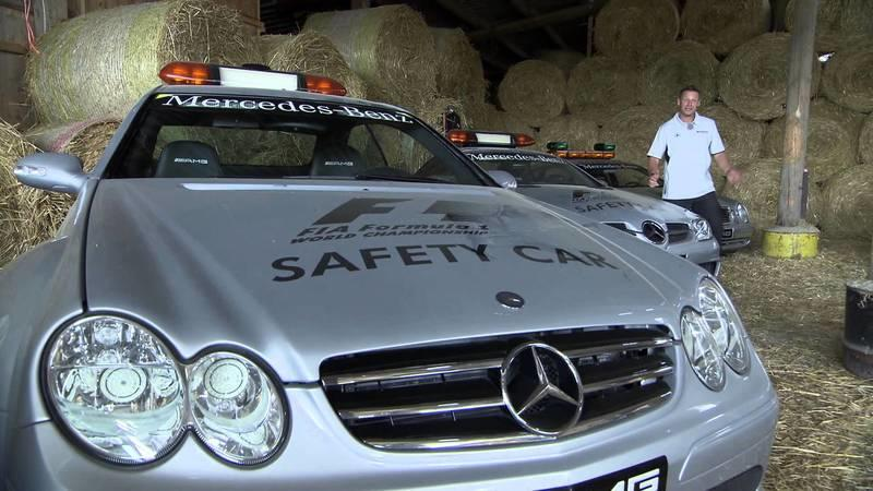 Video: A Mercedes F1 Safety Car History Lesson With Driver Bernd Mayländer