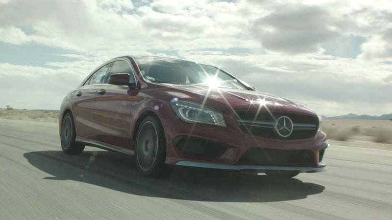 Video: Drive Reviews The 2014 Mercedes-Benz CLA45 AMG
