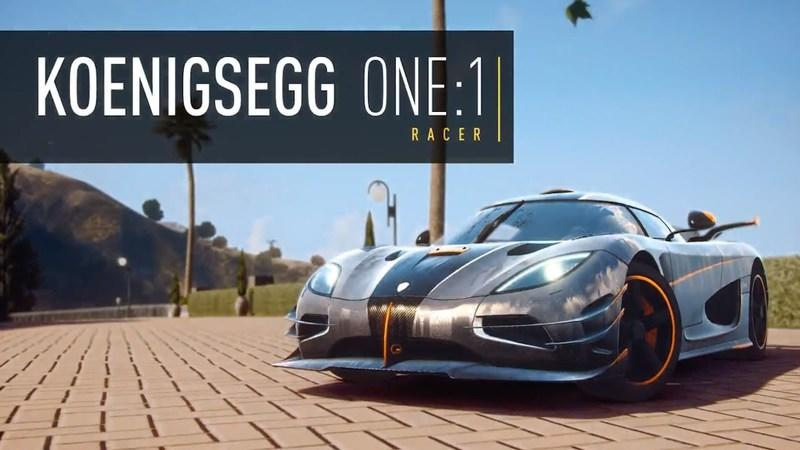 Video: Koenigsegg One:1 Hits