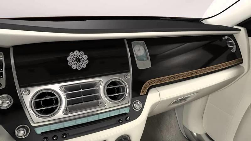 Video: Rolls-Royce Previews the 1,001 Nights Collection