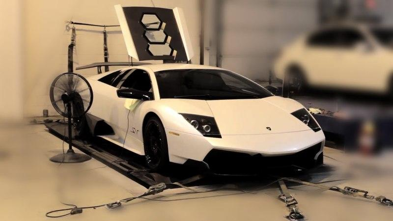 Video: Building the ultimate Lamborghini Murcielago LP670-4
